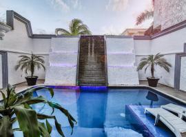 Villa Romantica, family hotel in Cancún