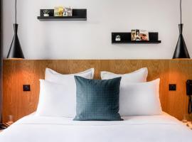 9Hotel Bastille-Lyon, hotel near Paris-Gare-de-Lyon, Paris