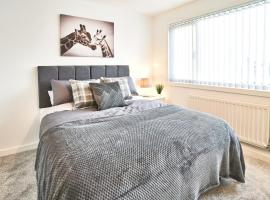 Contractors Welcome - Long Term Stays Available - Book Now!, hotel in Sunderland