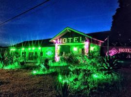 Road House Rota 118 Motorcycle Hotel