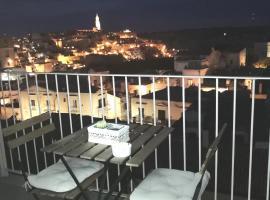 Dimore Pietrapenta - Via Lucana e Via Piave, hotel in Matera