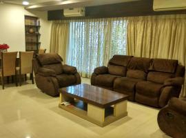Masters suite @ Juhu
