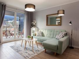 PIAM Apartamenty, budget hotel in Świeradów-Zdrój