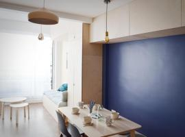 Appartement design avec terrasse