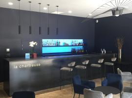 Hôtel Restaurant La Chartreuse Logis de France