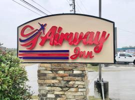 Airway Inn, motel in Houston