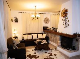 Platres Luxury Villa Chalet