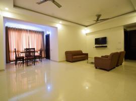 Elite 2BHK Abode near Goverdhan Sagar