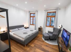 Stilvolle Altbauwohnung im Herzen von Erlangen