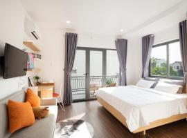 Memory Thảo Điền Hotel & Apartment, self catering accommodation in Ho Chi Minh City