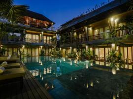 Purana Suite Ubud, отель в Убуде