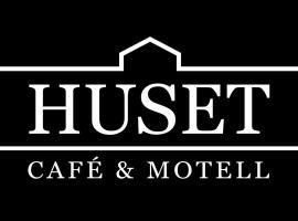 Huset Cafe & Motell as