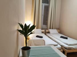 BDPST City Center Hostel Rooms