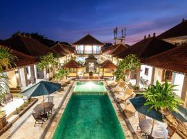 Grand Yuma Bali Hotel and Villa, hotel in Sanur