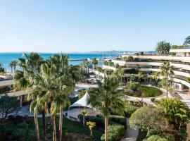 Holiday Inn Nice - Port St Laurent, hotel near Nice Côte d'Azur Airport - NCE, Saint-Laurent-du-Var