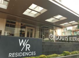 WR Louis Kienne Residences Simpang Lima Semarang