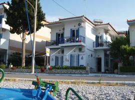 Oceanis Hotel, hotel in Tiros