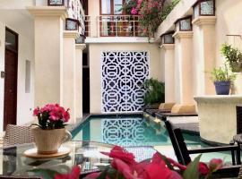 Casa Sanchez Boutique Hotel, hotel near Malecon, Santo Domingo
