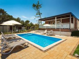 Premium Camping Homes Santa Marina, Lanterna