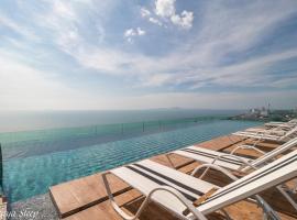 The Riviera Jomtien Sea View