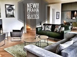 NEW! PRAHA PREMIER SUITE - river view, accessible hotel in Prague