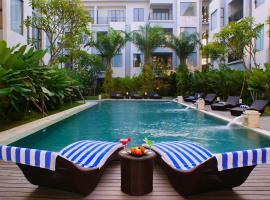 Umalas Hotel & Residence, hôtel à Seminyak près de: Temple Petitenget
