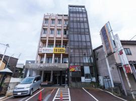 OYO Joetsu Central Hotel Takada-Nakamachi