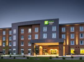 Holiday Inn Express and Suites Madison Central