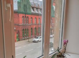 Carillon apartments