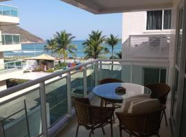 RESERVA PONTAL FRENTE a PRAIA, hôtel avec jacuzzi à Rio de Janeiro