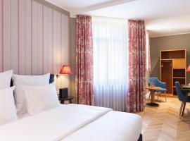 Hotel Perrin - former Carlton, Hotel in Luxemburg (Stadt)