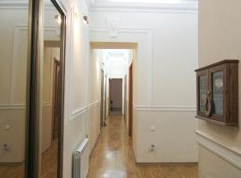 4-room apartment in the center of St-Petersburg
