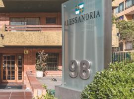 Alessandria Apart - Coronel Pereira, hotel in Santiago