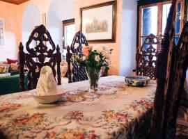 makrinitsa historical-traditional renovated house