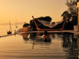 Belvedere Mykonos - Waterfront Villa & Suites, hotel near Little Venice, Mikonos