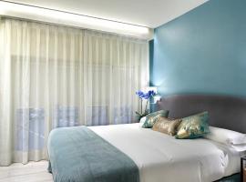 Pensión Luxury Plaza Nueva, luxury hotel in Bilbao