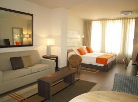 Eco Alcalá Suites, hotel cerca de Wanda Metropolitano, Madrid