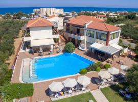 ERIA RESORT for people with special abilities, hotel in Maleme