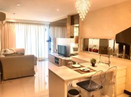 Asoke Voque Bangkok New Luxury Room, hotell nära Emporium köpcenter, Bangkok
