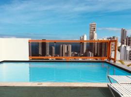 Barra Studio with rooftop
