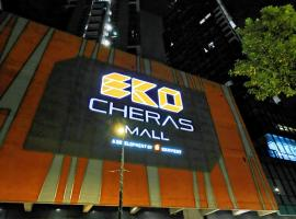EkoCheras Flower City Homestay @ Kuala Lumpur