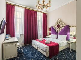 Hotel Neapol, hotel near State Historical Museum, Moscow