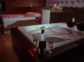 Motel Stilo - Adults Only, hotel in Contagem