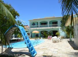 Casa no Francês com piscinas, hotel with pools in Marechal Deodoro