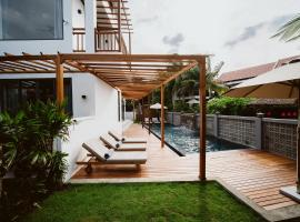Cozy Savvy Boutique Hotel Hoi An, hotell i Hoi An