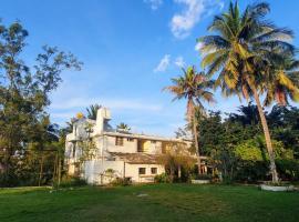BharatheeHomes Farmstay, pet-friendly hotel in Mysore