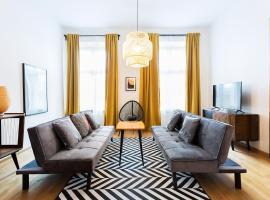 Lupolo Apartments Radziwiłowska