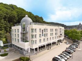 Radisson BLU Palace Hotel, accessible hotel in Spa