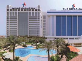 The Diplomat Radisson Blu Hotel Residence & Spa, hotel in Manama