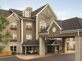 Country Inn & Suites by Radisson, Nashville Airport East, TN, hotel in Nashville